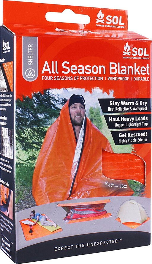 Survive Oudoors Longer® All Season Blanket