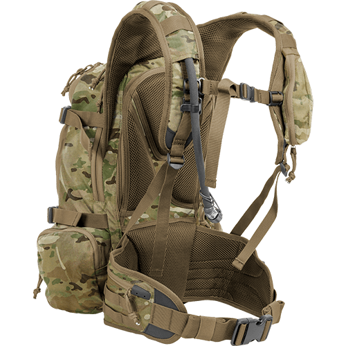 Tactical Pack Rig 1600 Geigerrig (Pressurized Water Bladder system)
