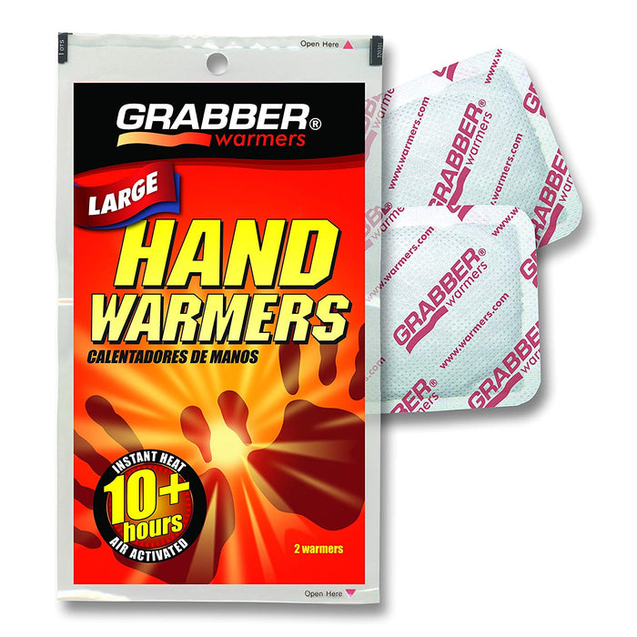 Grabber Hand Warmers (Select quantity)