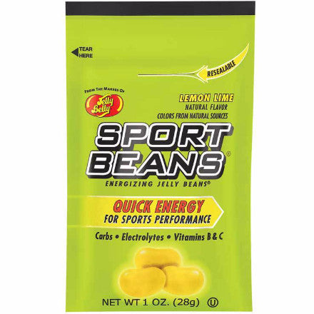 Sport Beans (Jelly Belly) Portable Power | Lime