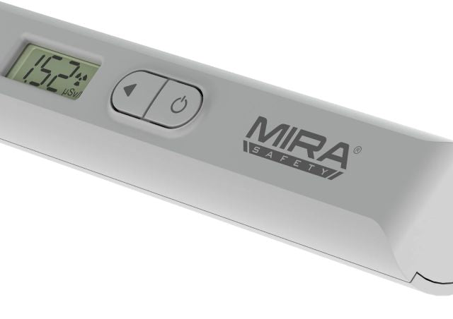 MIRA Safety Geiger -1 Portable Dosimeter / Geiger Counter