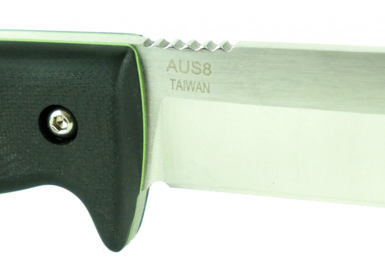 NEW! APO-1S SURVIVAL LILLY Knife Stainless Steel (AUS8) Satin Finish