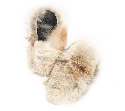 Coyote Mitts/ Sheepskin Liner - Womens (Made in Canada)