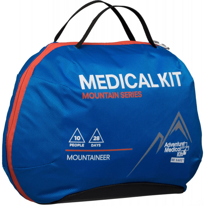Adventure Medical Kits: MOUNTAINEER Medical Kit (10 people/ 28 days)