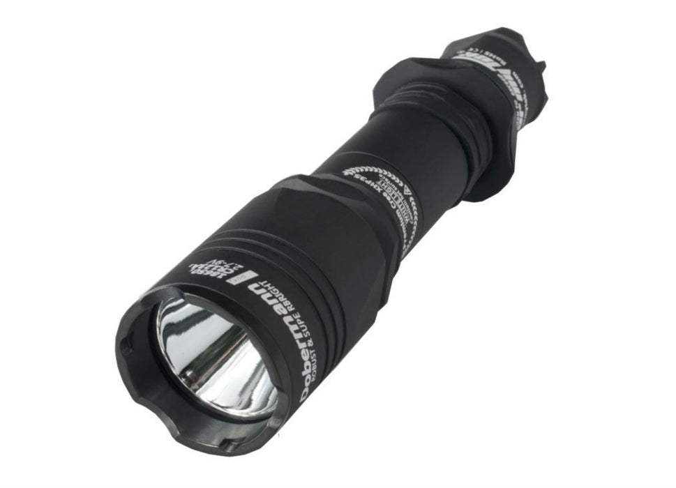 Armytek Dobermann Pro Flashlight + 18650 Battery