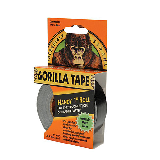 "Gorilla Tape - Handy 1"" Tape Roll"