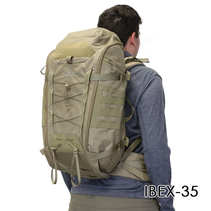 Vanquest IBEX-35 Backpack