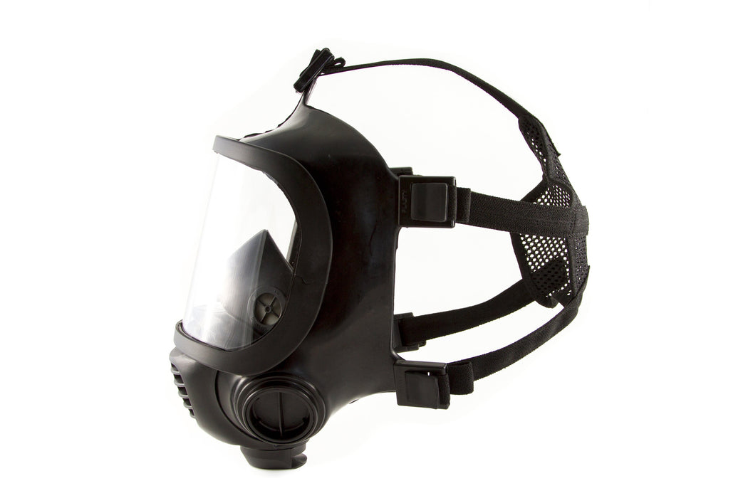 Mira Safety CM-6M GAS MASK (WITH drinking straw) | Full Faced CBRN DEFENSE