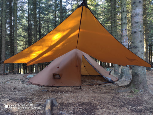 NORTENT Helleren Ultralight Tarp