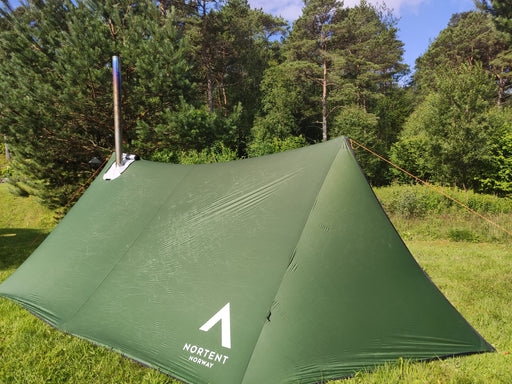 NORTENT Bivuakk Ultralight Durable Shelter