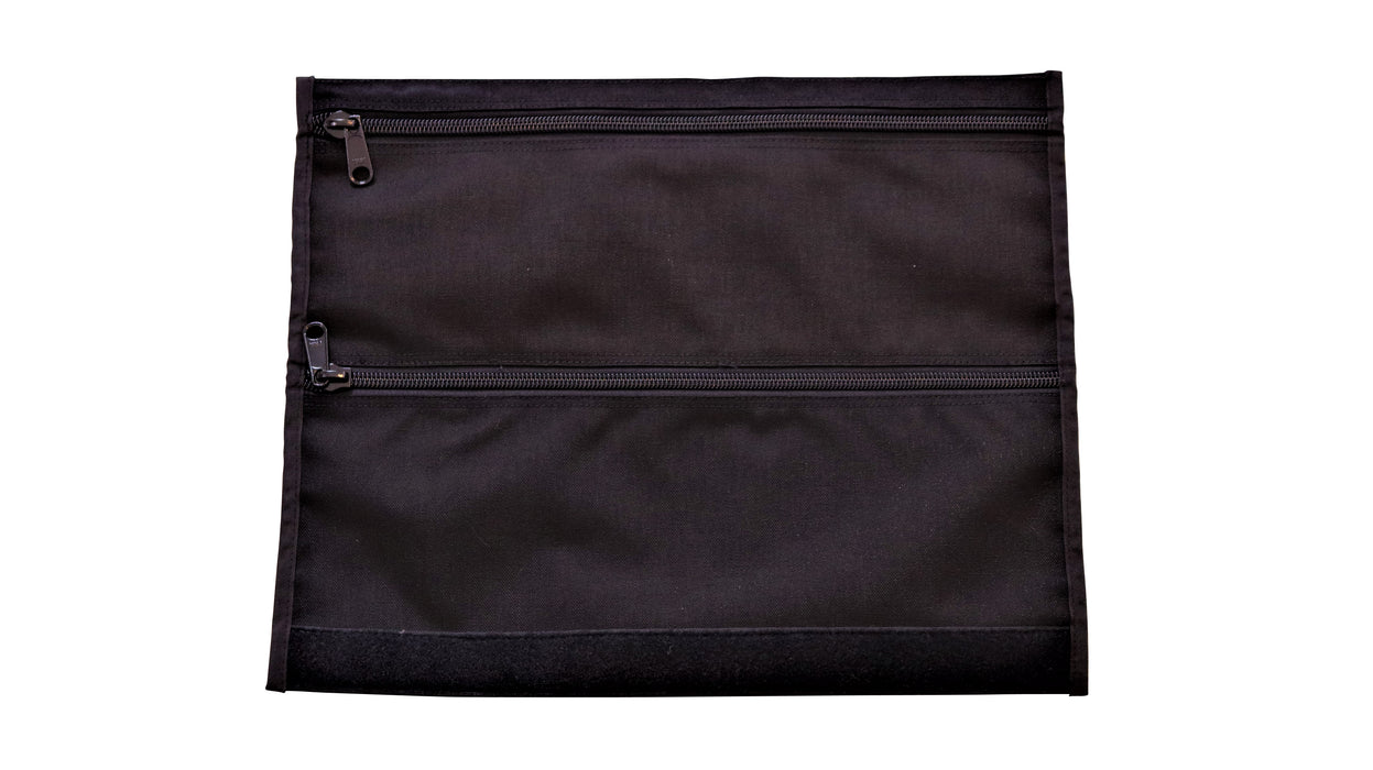 Cordura mod for the Bug Out Roll, in black.