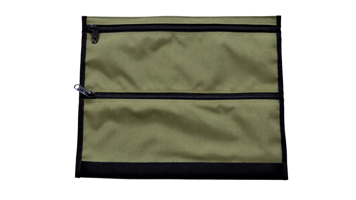 Cordura mod for the Bug Out Roll, in a olive green colour.