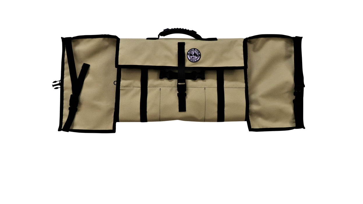 Complete DESERT KHAKI roll, includes Main section + Cordura and Vinyl Mods