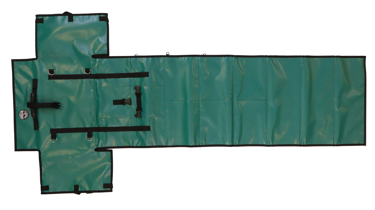 PackRoll (GREEN) Non-Modular Bug Out Roll