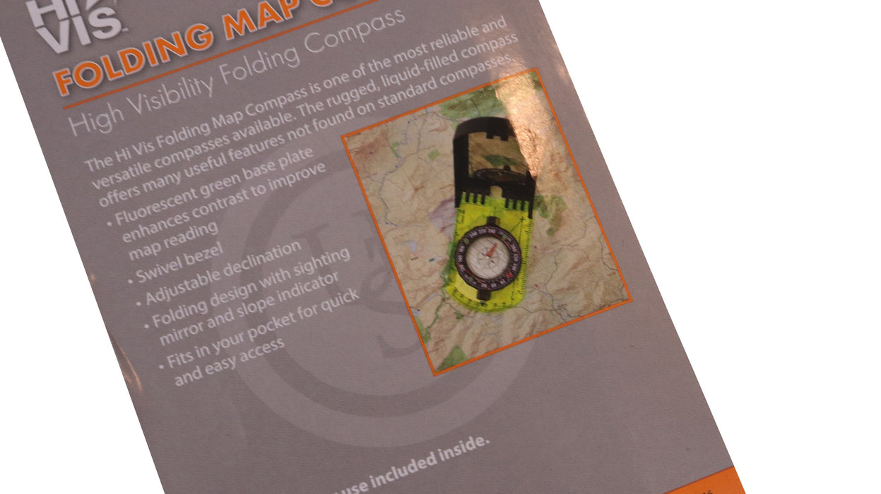 Ultimate Survival Technologies Folding Compass
