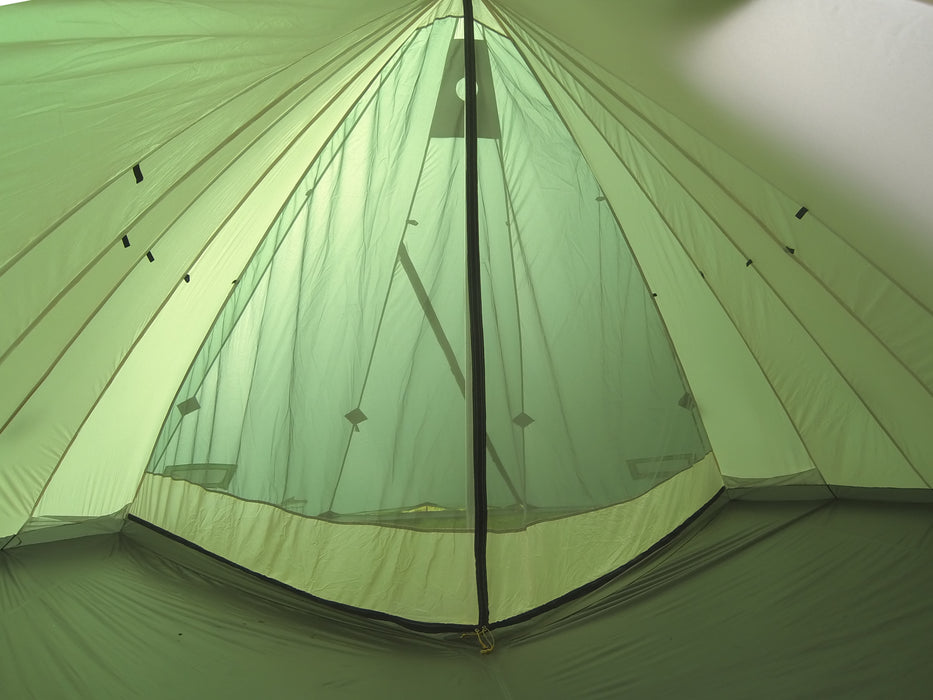 NorTent lavvo 6 - INNER TENT LINER (BACKORDERED)
