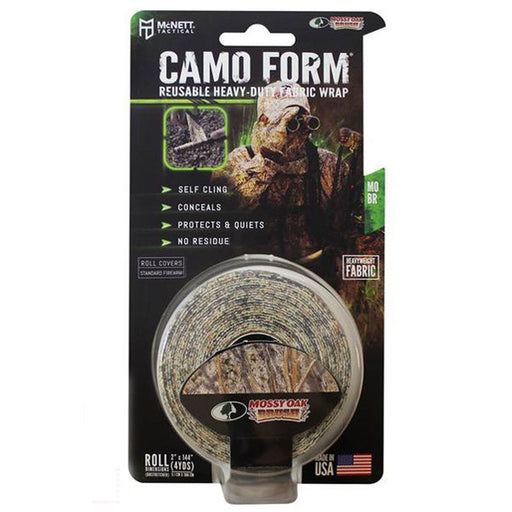 McNett Tactical Camo Form Protective Camouflage Wrap BRUSH/ GRASS color