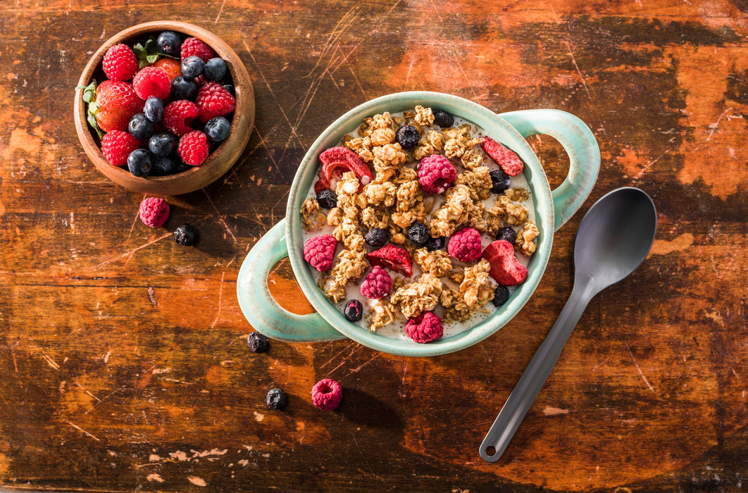 Peak Refuel- Mountain Berry Granola