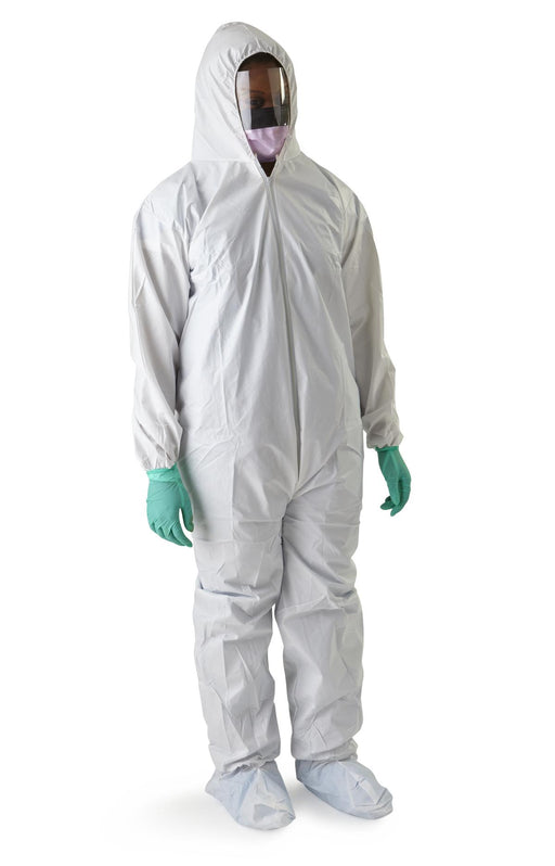 Anti-Static Microporous Breathable Coveralls (CHOOSE SIZE)