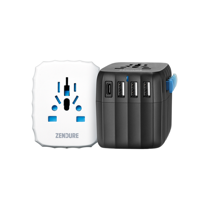 Zendure Passport 30W Travel Adapter