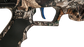 zoomed in trigger of the assassin 420 TD crossbow