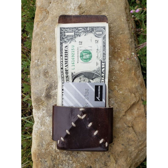 Traditional Firebox Leather Wallet (Premium Leather)