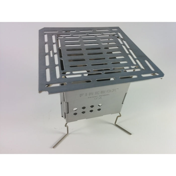 "Firebox 5"" Fire Grate"