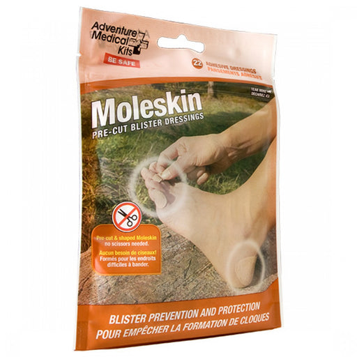 Adventure Medical Kits | Moleskin Blister Dressings