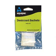 Pack of Aquapac Dessiccant Sachets