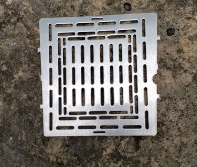 Firebox 5 inch Titanium Grill Plate for (non-height adjustable).