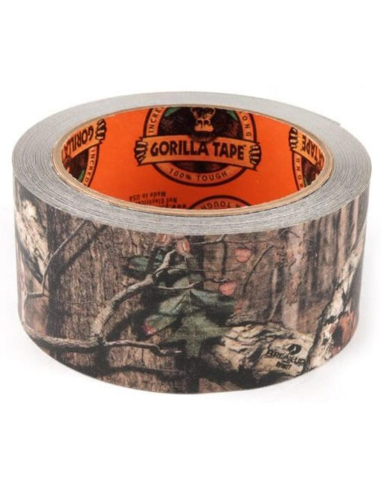 Gorilla Tape in Mossy Oak Camo