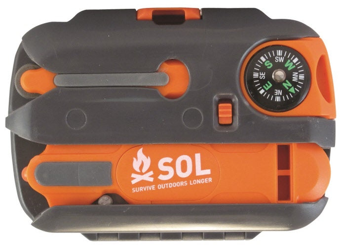 S.O.L. Survive Outdoors Longer Origin Survival Tool