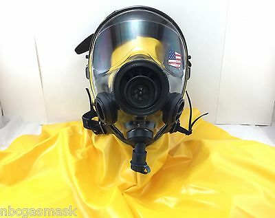 SGE 400/3 BB HOODED/ ALL ACCESSORIES CBRN Gas Mask | Medium/Large