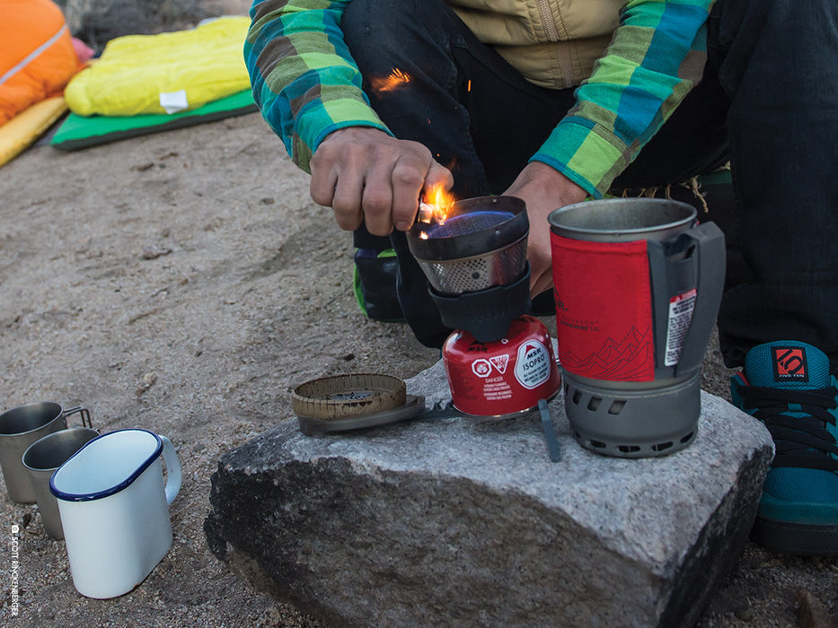 WindBurner®Personal Stove System