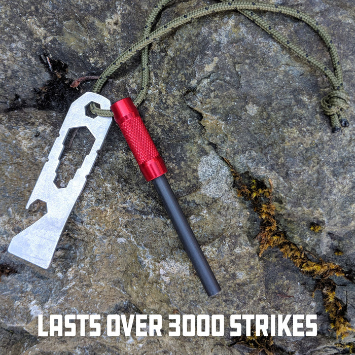 UCO- SURVIVAL FIRE STRIKER - FERRO ROD