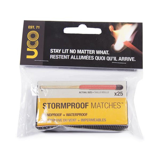 UCO Stormproof Matchs 25 Pack