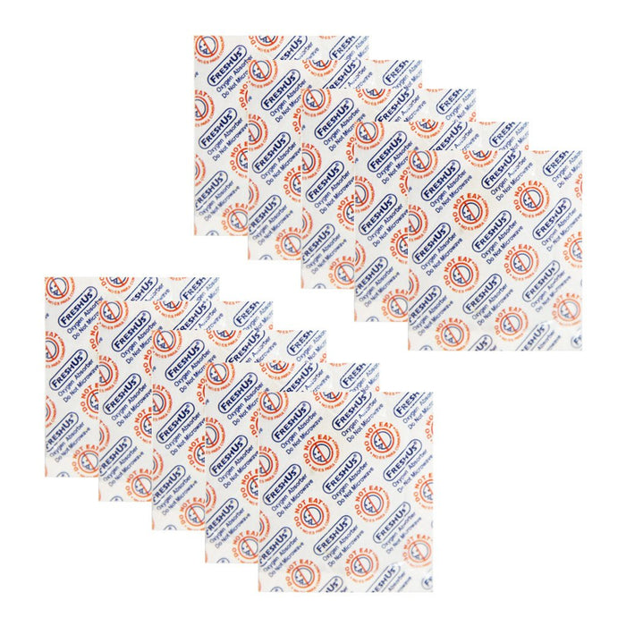 Oxygen Absorbers 50 X 300 cc Pack