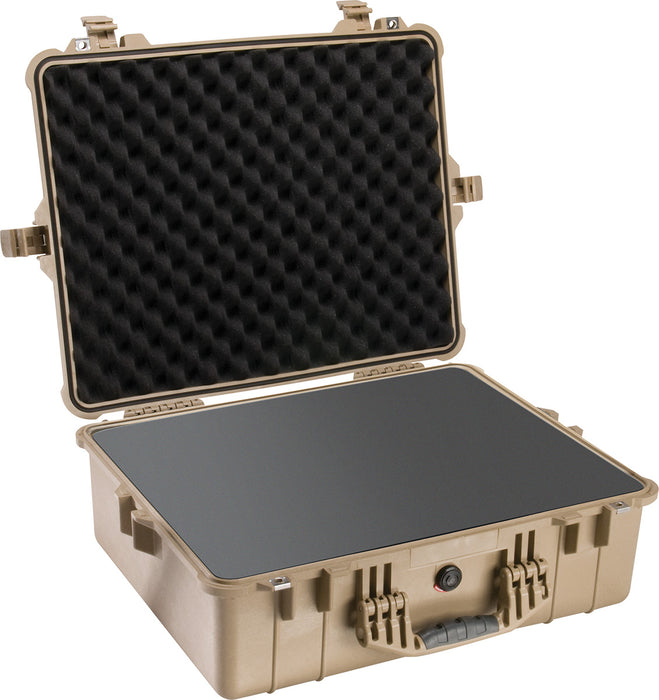 Pelican™1600 Protector Case - Strong and Lightweight (CHOOSE COLOR)