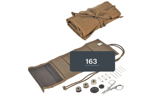 Sewing Kit (Canvas/ Military Style)