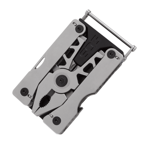 SOG Sync II Belt Buckle Multitool
