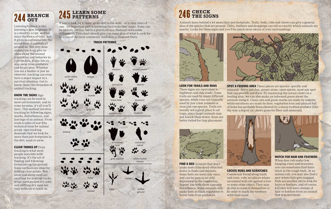 Ultimate Bushcraft Survival Manual (Outdoor Life)