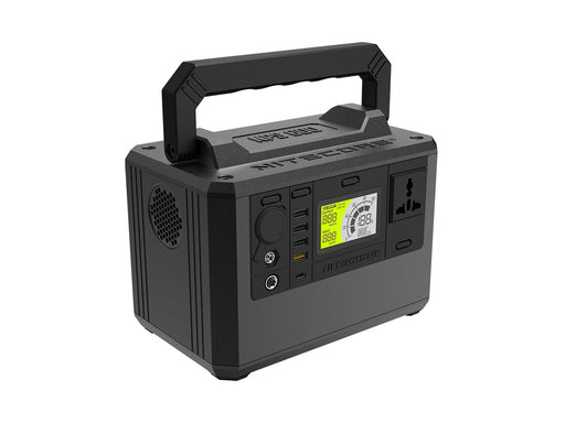 Nitecore NPS600 165AH Portable Power Station (600 Watt)