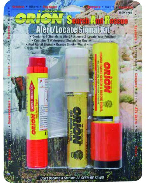 COMPLETE Emergency Flare & Signal Package (INCLUDES FREE SHIPPING)