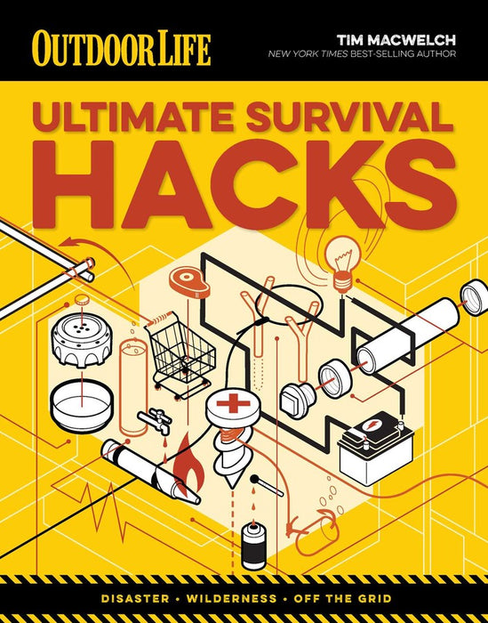 Ultimate Survival Hacks (Outdoor Life- Tim Macwelch)