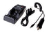 Amytek/ Ultrafire Battery Charger WF139 Li-Ion with car-adapter