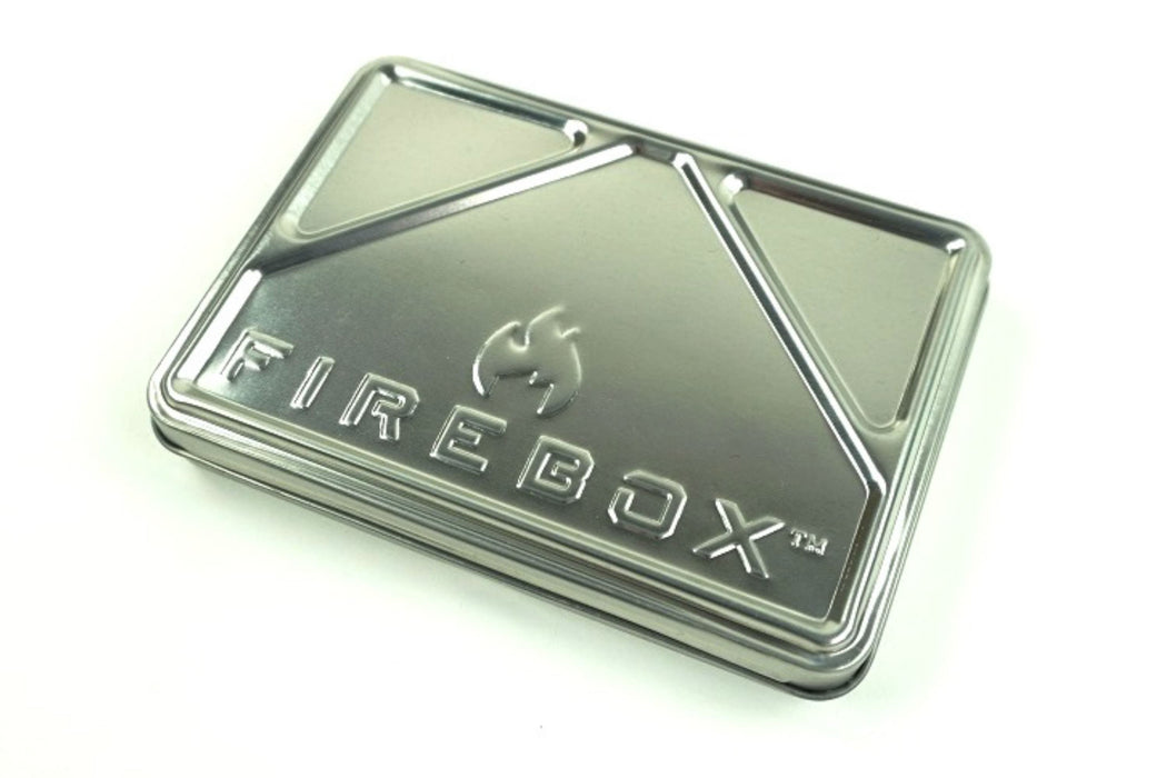 Firebox Stove Nano (Stainless Steel) Gen 2