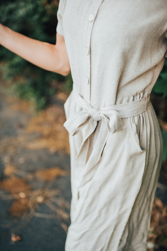 Ruby Jumpsuit - Bottoms