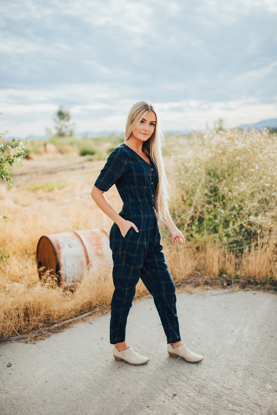 Callie Jumpsuit - Bottoms