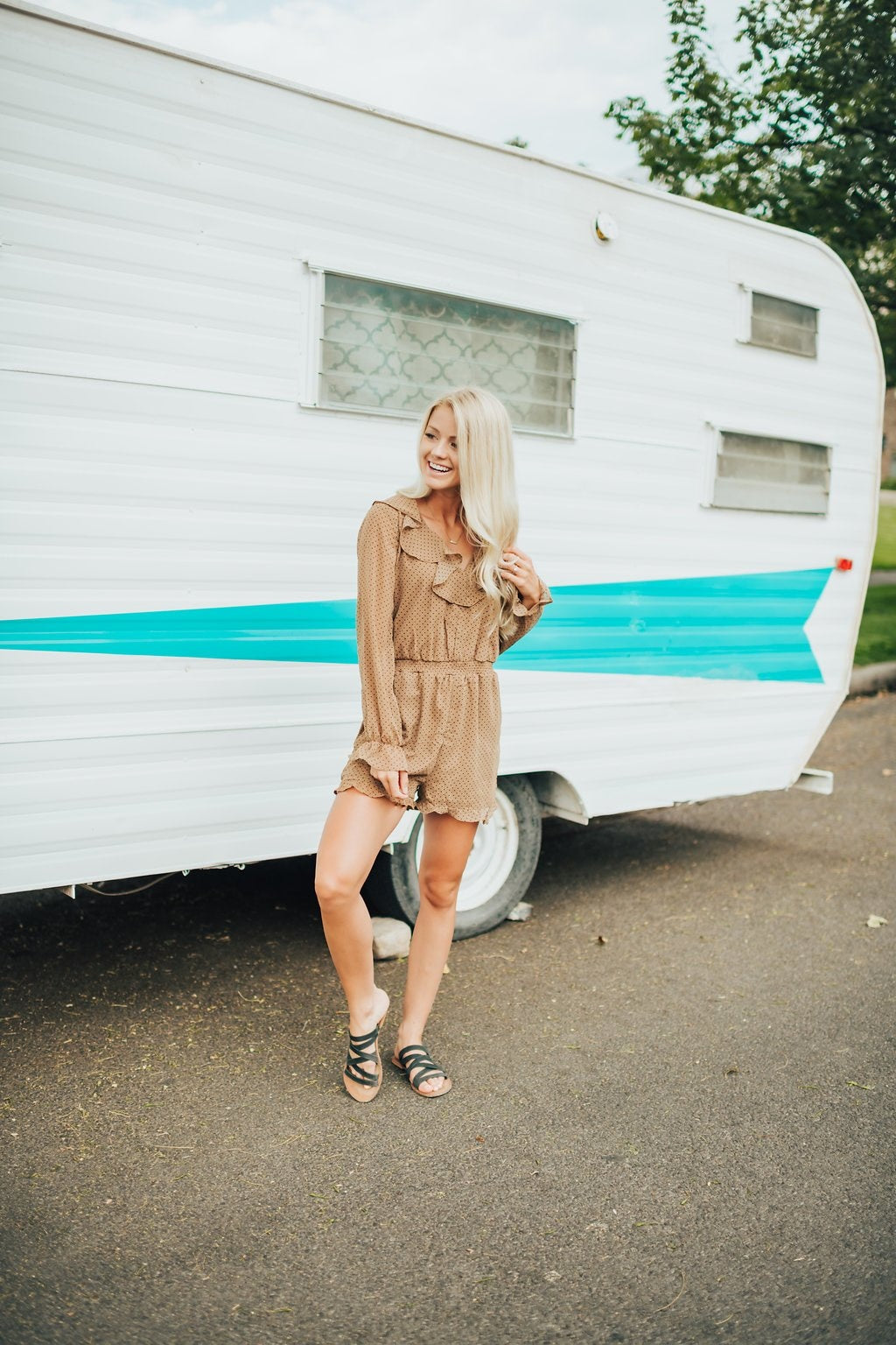 Emma Romper - Bottoms