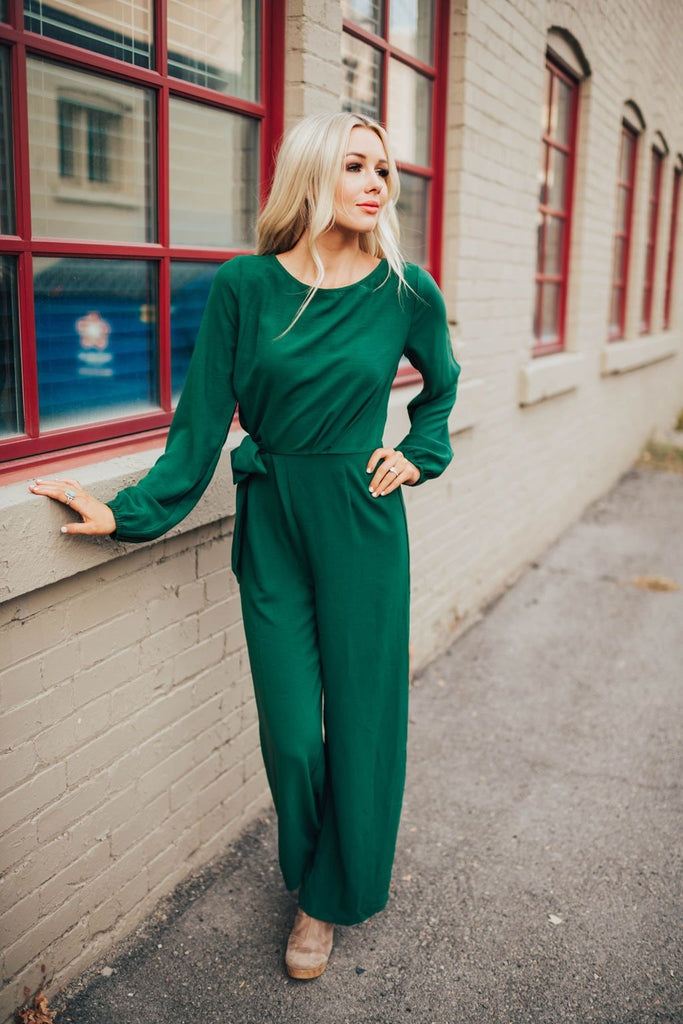 Giovanna Jumpsuit - Jumpsuit
